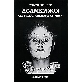 Agamemnon (New edition) by Steven Berkoff - 9781872868011 Book