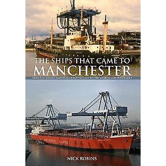Die Schiffe, die von der Mersey und Weaver Segeln nach Manchester - kam