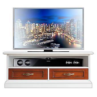 Bi-Farben-Tv-Schrank