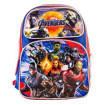 Backpack - Marvel - Avengers End Game Movie New 009731