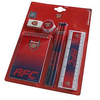 Arsenal Starter Stationery Set