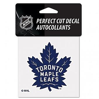 Wincraft decal 10x10cm - NHL Toronto Maple Leafs