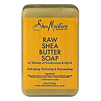 Shea fukt Raw Shea Butter Soap