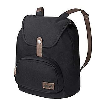 Jack Wolfskin Long Acre Black Polyester Backpack