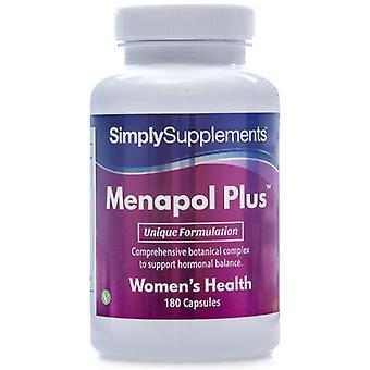 Menapol-Plus-180 kapselit