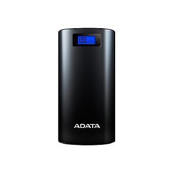 ADATA AP20000D Power Bank 20,000 mAh zwart