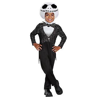 Jack Skellington Toddlers Costume - The Nightmare before Christmas