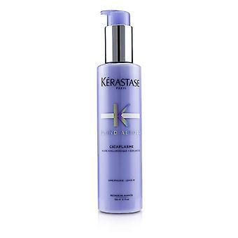 ケラスターゼブロンドアブソルシカプラスムユニバーサル強化熱保護血清(明るいまたは強調された髪) - 150ml /5.1オンス