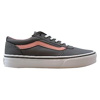 Vans Maddie Canvas Gray/Pink VN0A3IL1F8T Pre-School