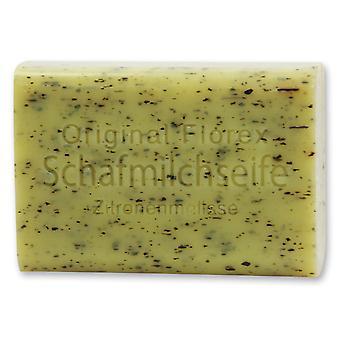 Florex owczy SOAP - cytryna - świeży potężny Lemony zapach pobudza zmysły 100 g