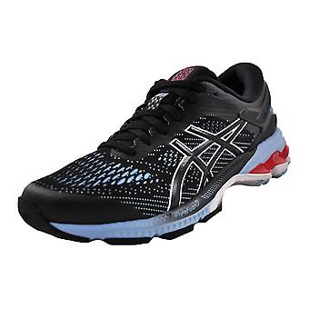 Asics Gel-Kayano 26 New 2019 Black / Heritage Blue
