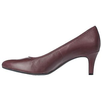 Naturalizer Womens Oath Leather Pointed Toe Classic Pumps