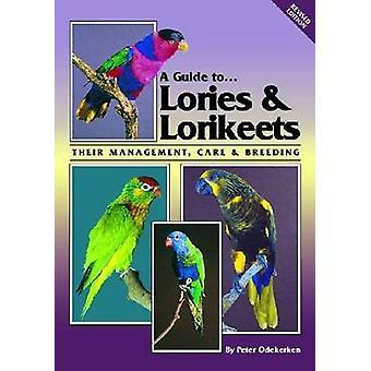 Um guia para os Loris e Lorikeets - sua gestão - criação e cuidados