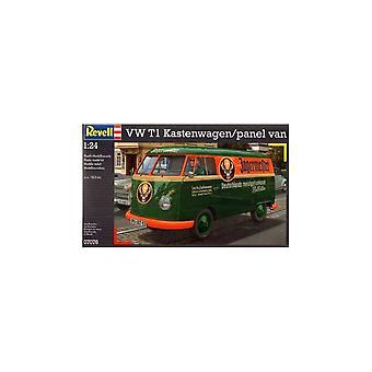 Revell VW T1  Kastenwagen / Panel Van  1:24