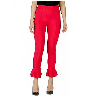 Pinko - Clothing - Pants - 1G1335_6200_R51 - Women - deeppink - 38