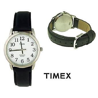 Timex T20501 Mens lett leser analoge armbåndsur