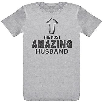 The Most Amazing Husband - Mens T- Shirt