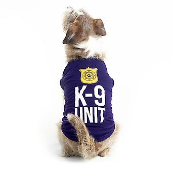 K9 Unit Dog Costume, L