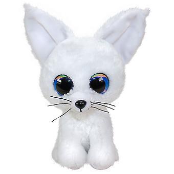 Lumo Sterne Plüsch Spielzeug-Arctic Fuchs Napa, 15cm