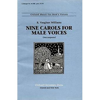 Nine Carols for male voices