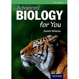 Advanced Biology For You by Gareth Williams