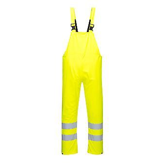 Portwest-Hi-vis Safety workwear Sealtex BIB & brace coverall