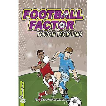 Jalkapallo tekijä: Kova kamppailu