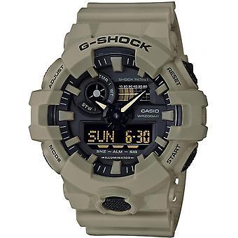Se Casio G-Shock GA-700UC-5AER - se flere funksjoner R sinus svart mann