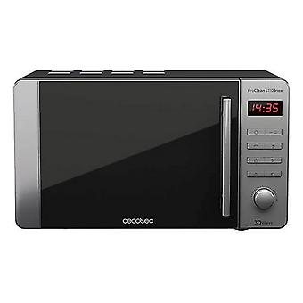 Microwave with Gril Cecotec ProClean 5110 Stainless Steel 20L 700W Stainless Steel