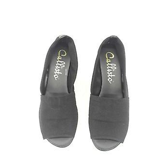 Callisto Womens Cake Walk Women Shoes Wedges Peep Toe Casual Platform Sandals