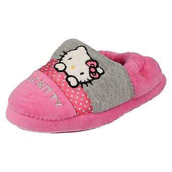 Flickor Hello Kitty Full tofflor Persiska