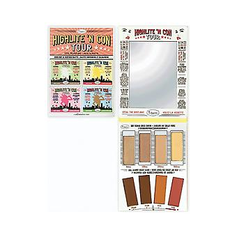 theBalm Highlite 'N Con Tour Face Palette 21.6g