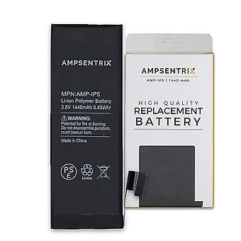 For iPhone 5 - Battery Replacement - AmpSentrix   iParts4u