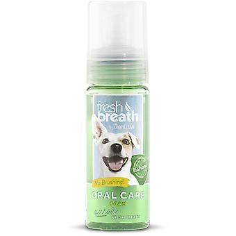 TropiClean Fresh Breath Espuma de Menta 133 ml