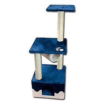 Nayeco Savanna Katzenkratzer Blauer Nachmittag (Katzen , Spielzeug , Kratzbäume)