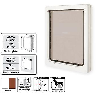Pet Mate Easy access door G. Dog Court : 318X391Mm . (Dogs , Kennels & Dog Flaps , Doors)