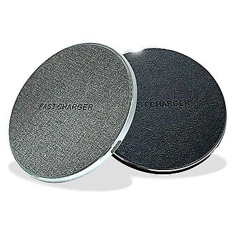 Qi wireless fast quick charger for samsung xiaomi huawei