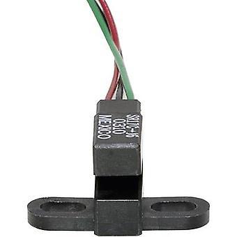 Honeywell AIDC Hall efekt senzor SR17C-J6 3,8 - 30 V DC kábel, otvorený koniec