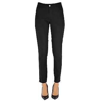 Nenette Ezgl266108 Women's Black Cotton Jeans
