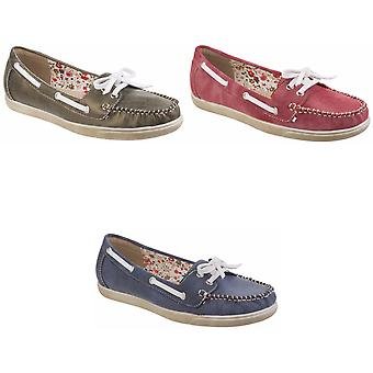 Fleet & Foster Womens/Ladies Melbeck Lightweight Boat Shoe