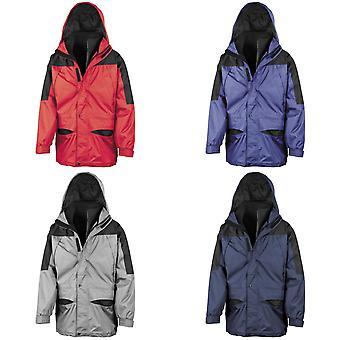 Resultado Mens chaqueta impermeable de Alaska 3-en-1 StormDri al viento