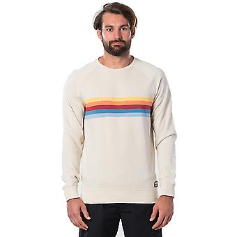 Rip Curl Sunsearise Sweatshirt i sten