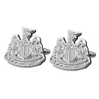 Newcastle United FC Regalo Oficial de Fútbol Chrome Executive Cufflinks