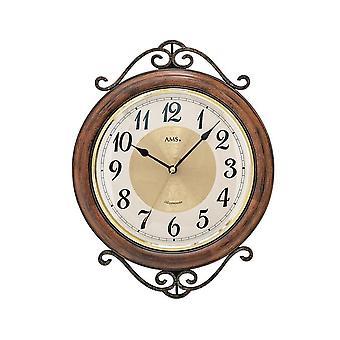 Wall clock AMS - 9565