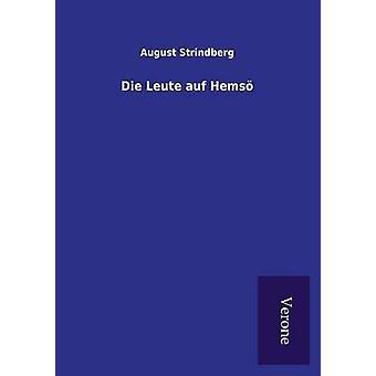 Die Leute auf Hems by Strindberg & August