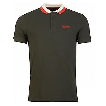 Barbour International Ampere Bold Tipped Polo