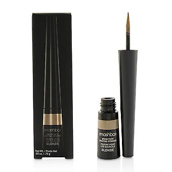 Brow Tech Shaping Pulver - # Blonde 0,75g/0.03oz