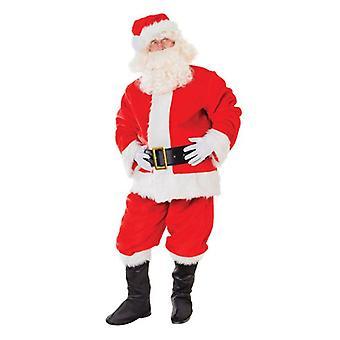 Santa Suit. Plush Deluxe