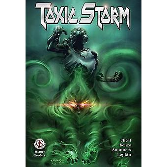 Toxic Storm by Cheal & Adam