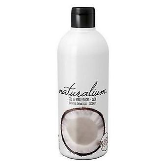 Shower Gel Coconut Naturalium (500 ml)